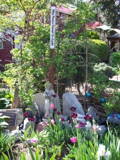 Home-Peace Garden