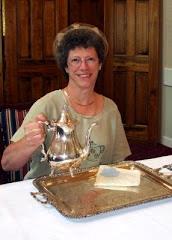 silver teapot NJR