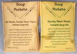 Soup Pockets - Product Image