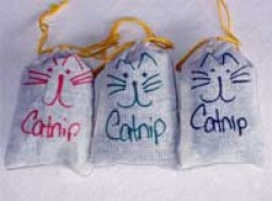 Catnip bags - Product Image