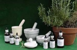 The Rosemary House Brand of Herbal Tinctures - Product Image