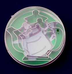 Tea pot cookie cutters - Product Image