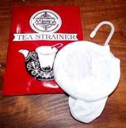 Tea sock Cloth strainer - Product Image