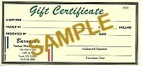 The Rosemary House Gift Certificate - Product Image