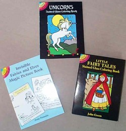 Assorted Fantasy Activity Books - Product Image