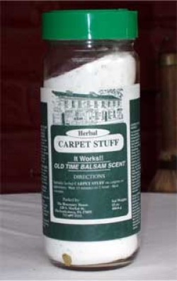 Herbal Carpet Stuff - Product Image