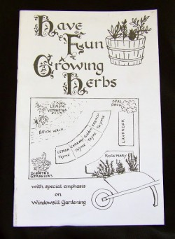 Have Fun Growing Herbs - Product Image