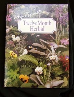 Mrs Reppert's TwelveMonth Herbal - Product Image
