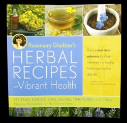 Rosemary Gladstar's Herbal Remedies for Vibrant Health - Product Image